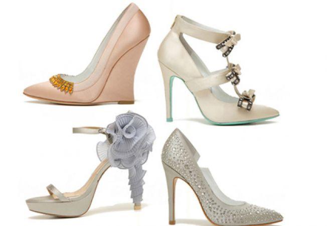Pantofii De Mireasa Vara 2010