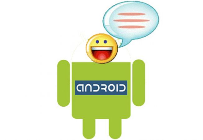 yahoo messenger mail android