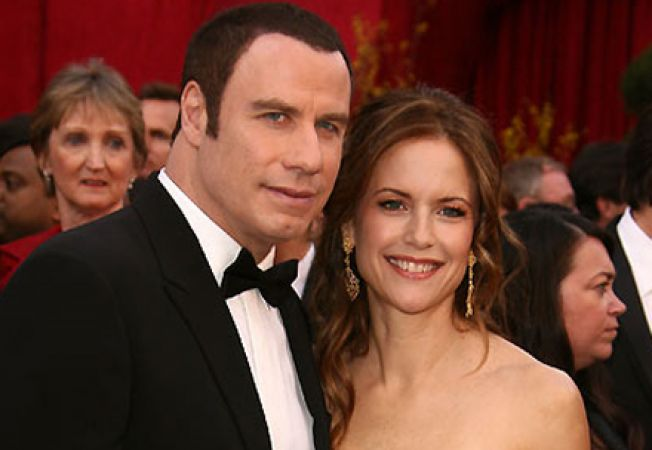 John Travolta si Kelly Preston