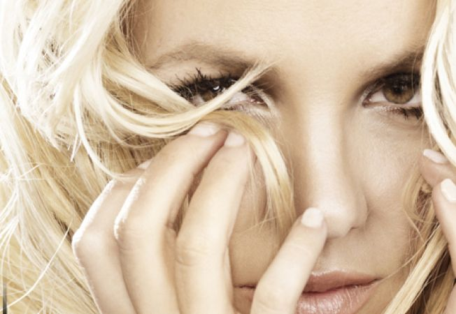 Britney Spears- coperta single