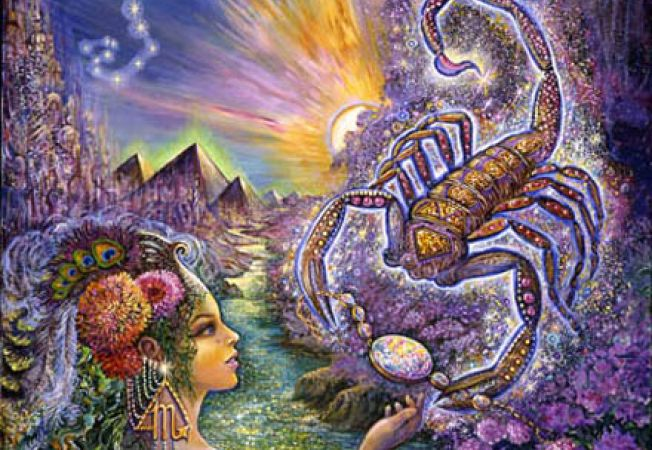Compatibilitati: femeia Fecioara si barbatul Scorpion