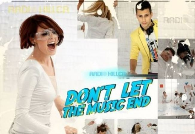 vezi noul videoclip radio killer don t let the music end