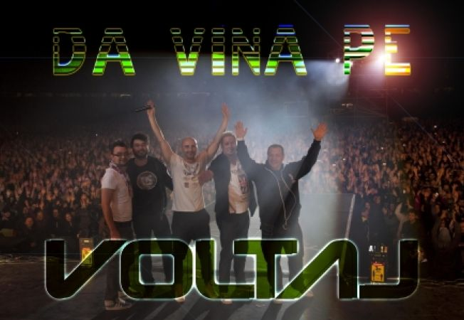 "Asculta ""Da vina pe Voltaj"", noul single al trupei (audio)"