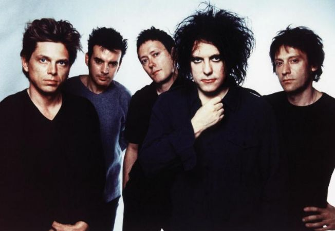The Cure va lansa un album live