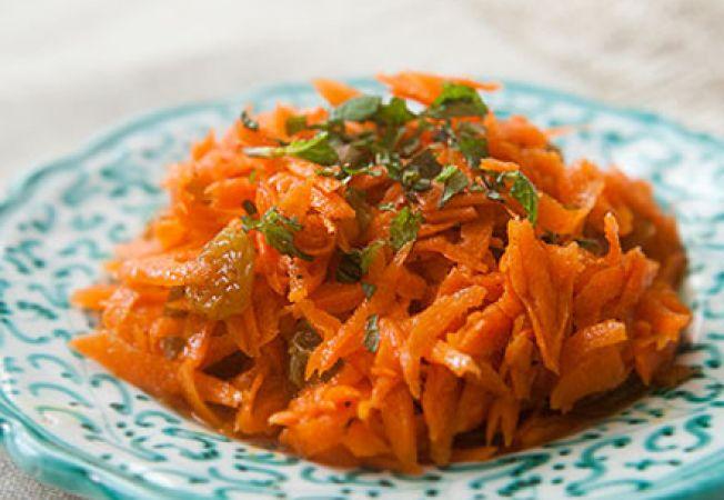 Cum să luați blaturi de morcovi pentru varice