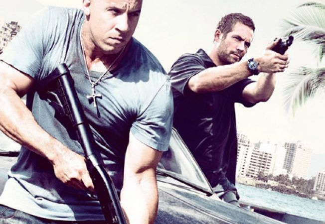Fast Five, cel mai piratat film din 2011