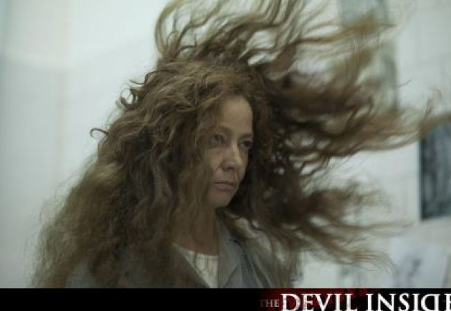 "Filmul horror ""The Devil Inside"" sparge incasarile"