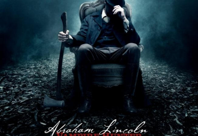 "Vezi trailerul ""Abraham Lincoln: Vampire Hunter"" (video)"