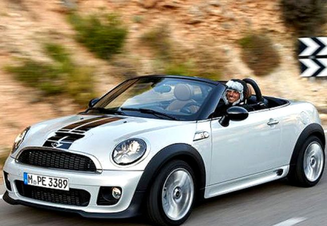 MINI Roadster este disponibil si in Romania. Afla cat va costa!
