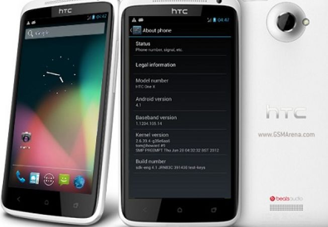 Android Jelly Bean soseste pe HTC One X