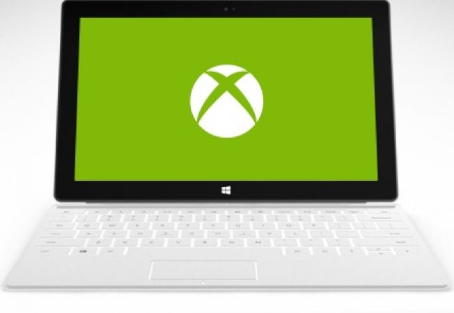 Microsoft lucreaza la o tableta de gaming: Xbox Surface