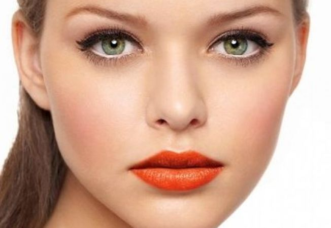 Make up pt ochi mici