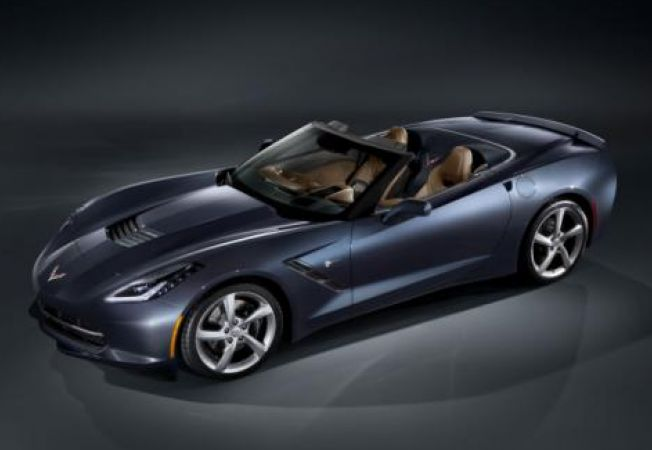 corvette-stingray
