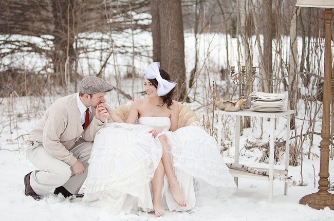 Fotografii Magice Cele Mai Frumoase Nunti De Iarna