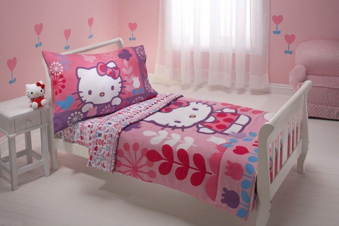 4 decoruri Hello Kitty pe care fetita ta le va adora!