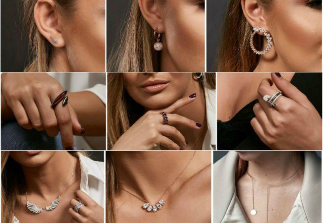 extrem de elegant imagini oficiale la câteva zile distanță Cadouri pentru ea – Surprinde-o placut cu bijuterii aparte
