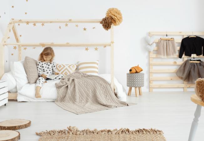 Camere Montessoriane : Vrei un copil creativ si independent? amenajeaza i camera dupa