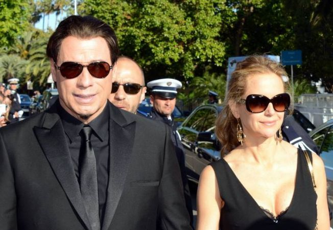 Kelly Preston si John Travolta