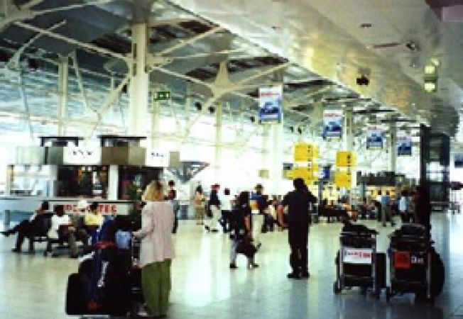 aeroport interior