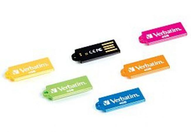 Varbatim-mini-USB-colorat