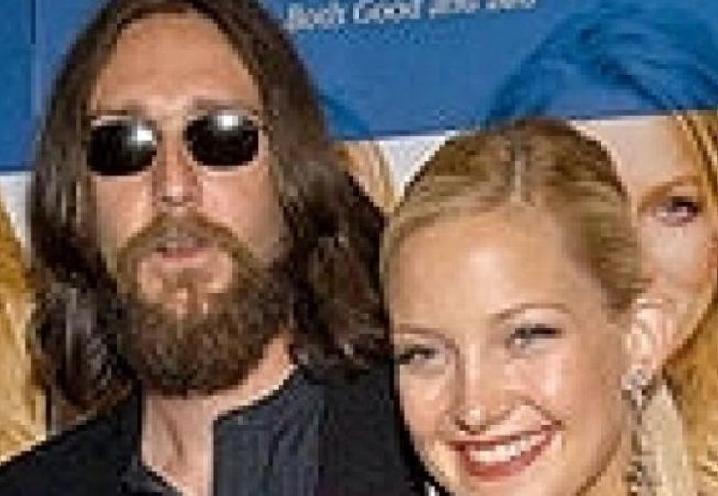 Kate Hudson si Chris Robinson