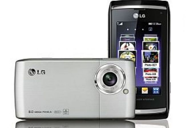 LG Viewty Smart GC900 oficial