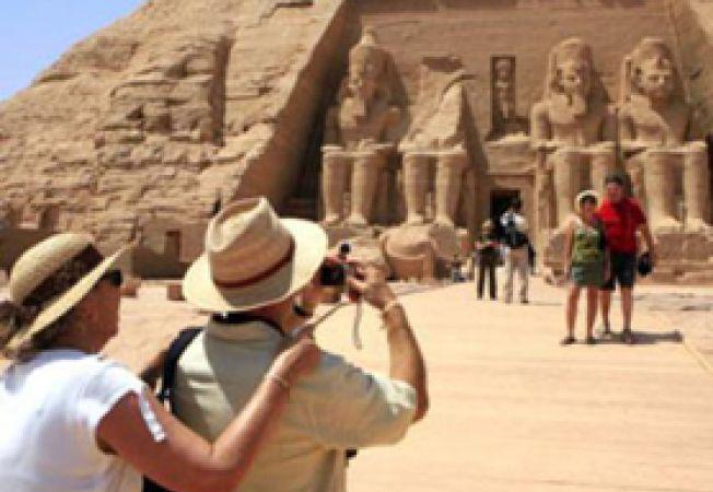Intalnirea femeii egiptene