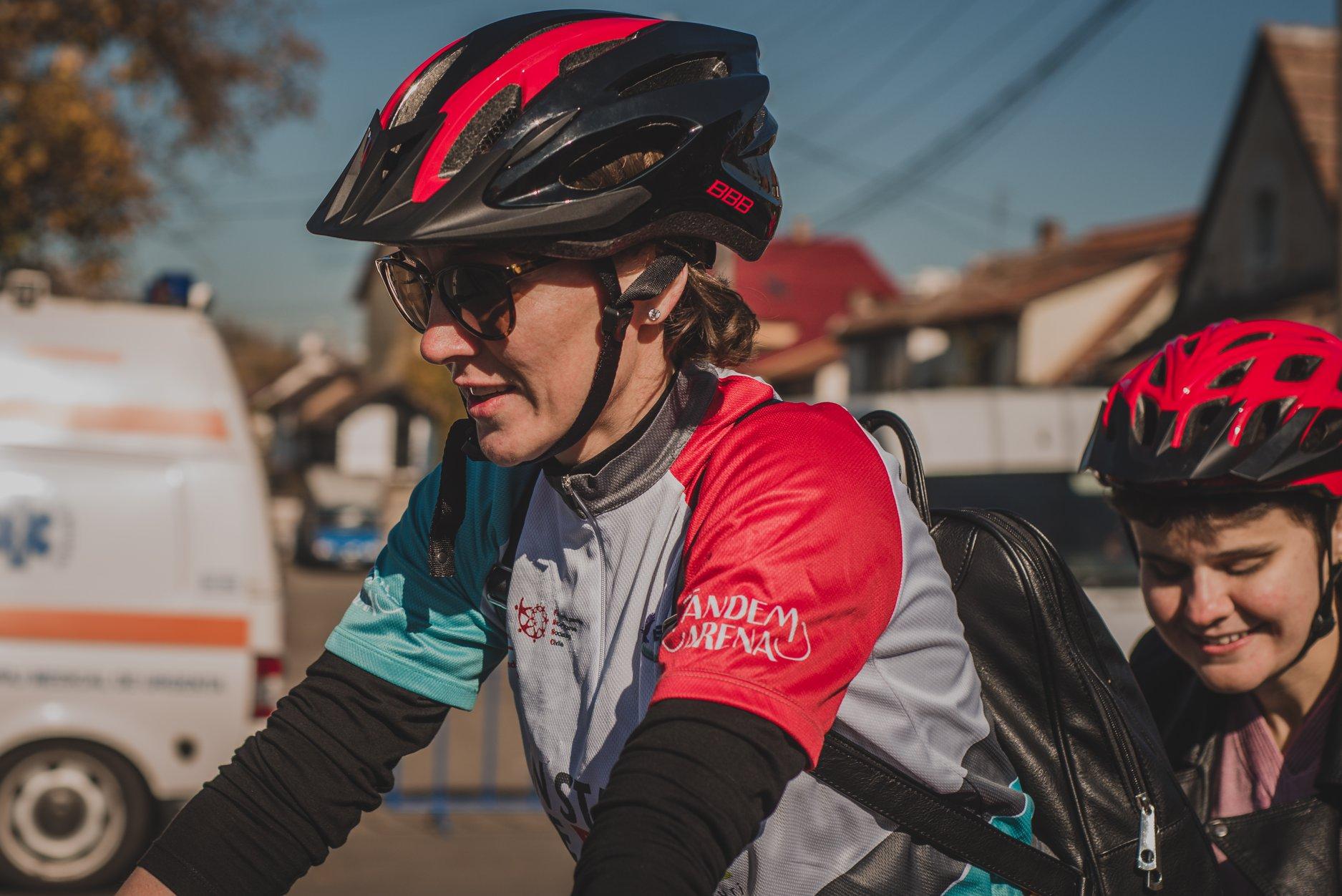 Sus pe bicicletă: Care ochelari sunt pentru ciclism?